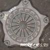 Комплект сцепление 2ух дисковая керамика на sr20det silvia s13, s14 ,s15, 200sx (2)