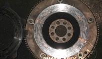 Комплект сцепление 2ух дисковая керамика на sr20det