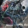 Мотор SR20det пульсар свап без коробки. 4-х дросс впуск, шариковая турба