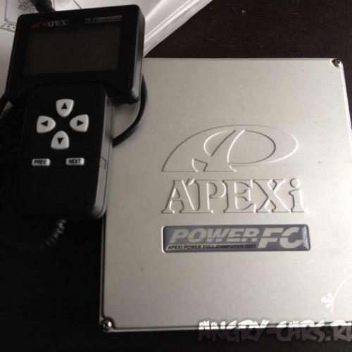 Мозги Apexi Power-FC ECU для 1jz-gte с коммандером