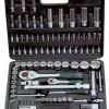 Набор инструмента Force 94 пр. 1/4″,1/2″ Surface, 6 гр и 12 гр