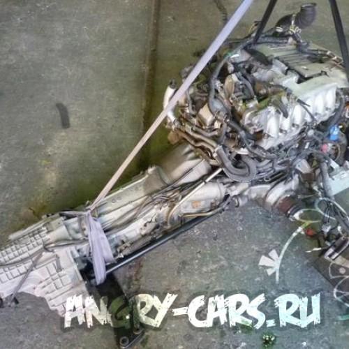 Мотор RB25det neo от стаджика без кпп