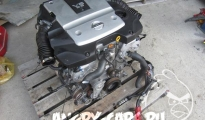 Мотор VQ35
