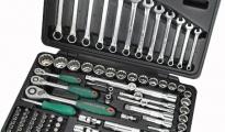 Набор инструмента Jonnesway 111 пр. универсальный Super Tech S68H5234111S