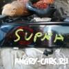 Toyota Supra задняя фара