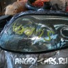 Toyota Supra фара передняя левая