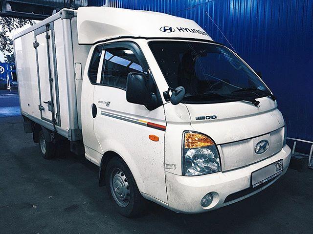 Обслуживание и ремонт Хендай Портер, Hyundai Porter